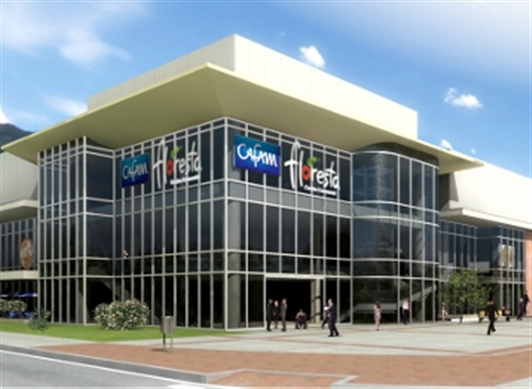 Centro de convenciones CAFAM Floresta